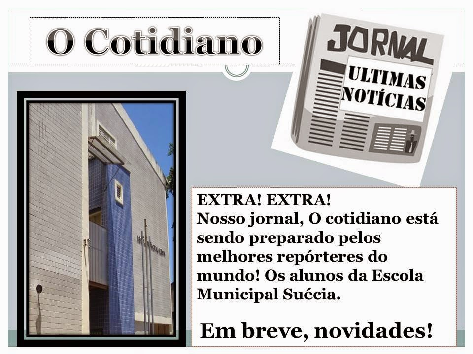Jornal O Cotidiano