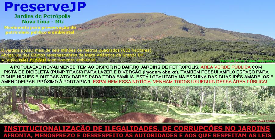 PreserveJP - Jardins de Petrópolis
