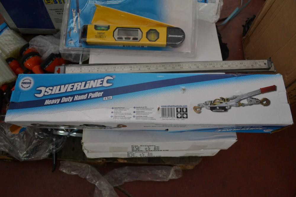 silverline herramientas