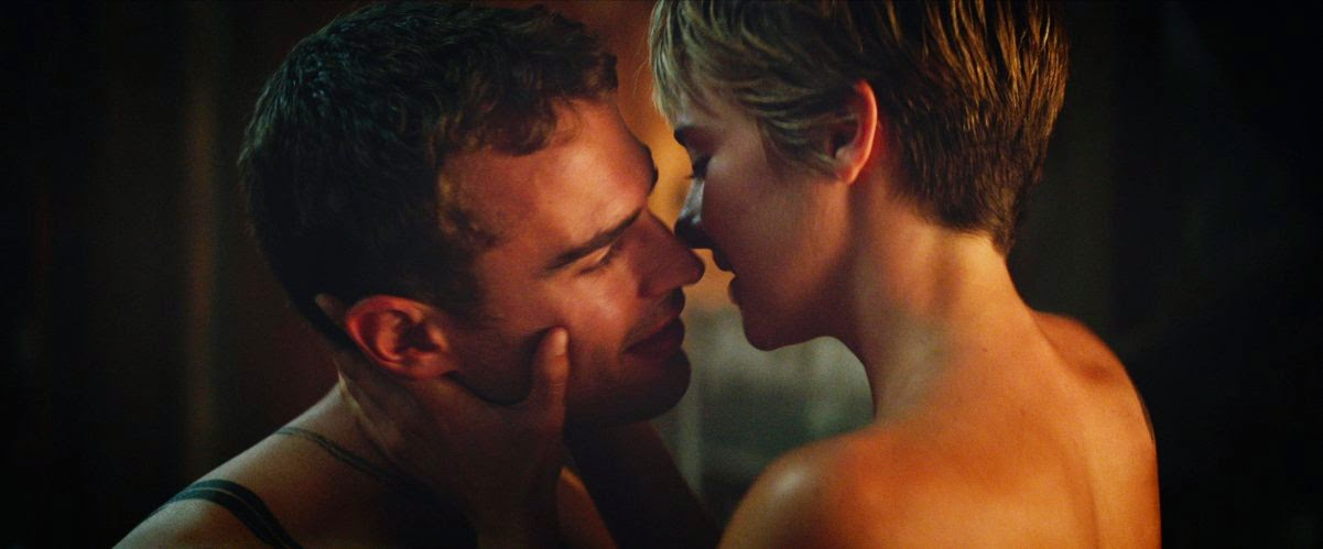 insurgent movie poster teaser trailer