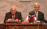 cleptomania, richard dreyfuss, Václav Klaus, Sebastián Piñera, furto, flagrante