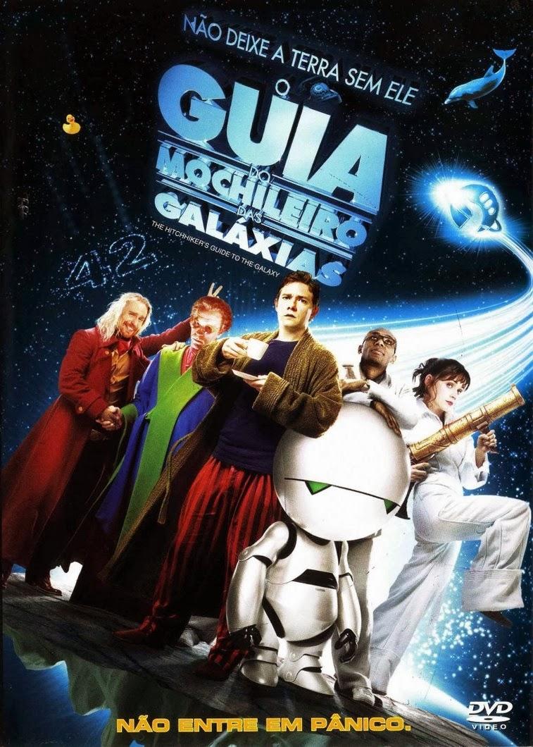 O Guia do Mochileiro das Galáxias – Dublado (2005)