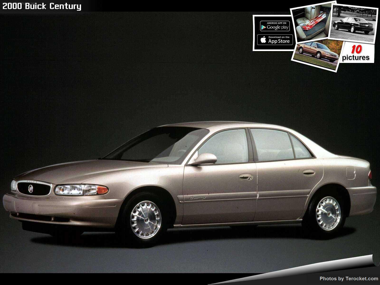 Hình ảnh xe ô tô Buick Century 2000 & nội ngoại thất