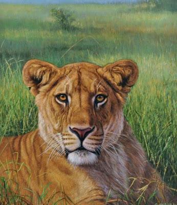 leones-al-oleo