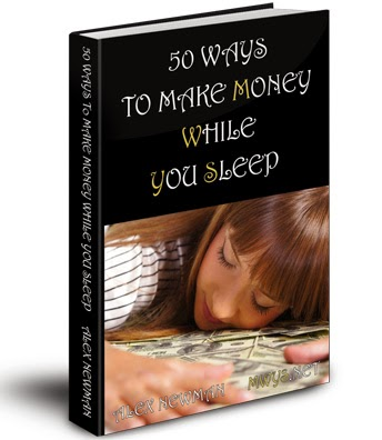 50 ways to make money while you sleep