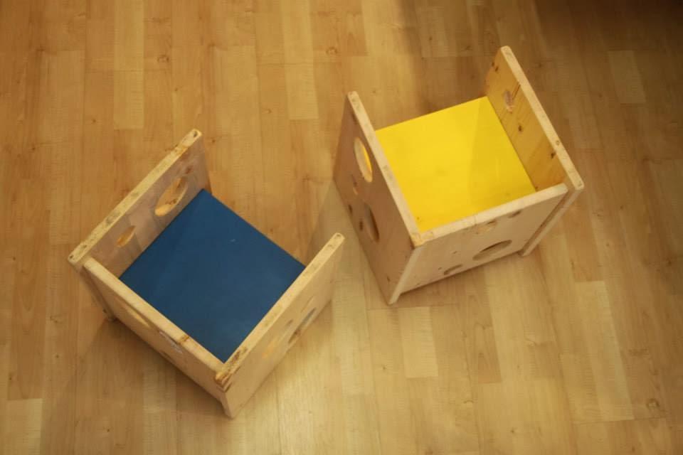 Ta ta unconventional design for kids matca studio e i for Mobili per bambini di design