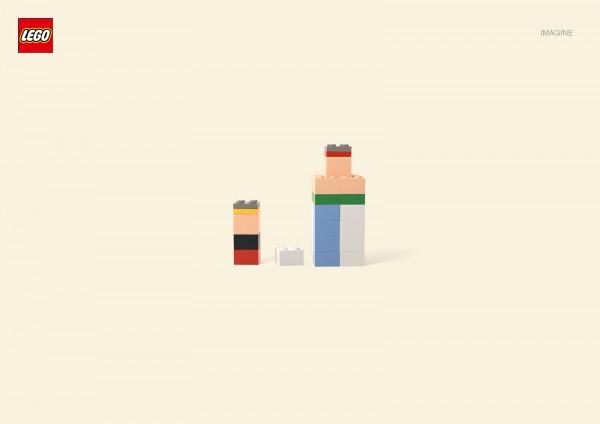 Aterix Obelix Lego