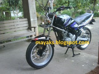modifikasi yamaha scorpio