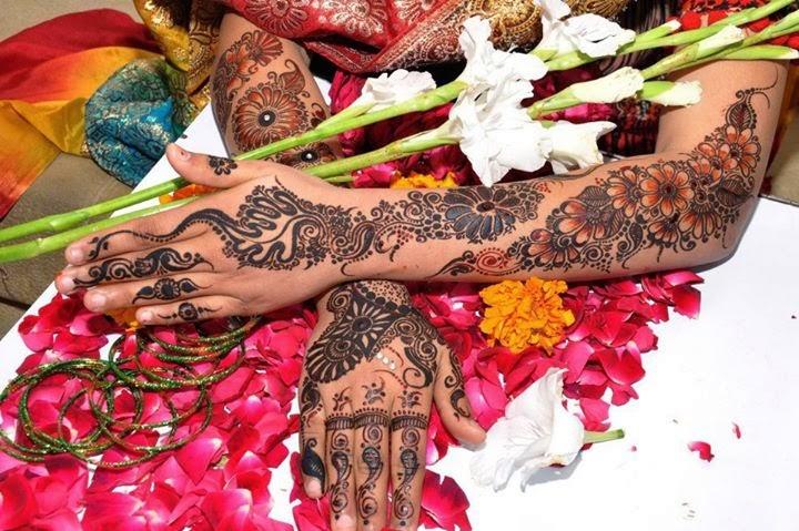 Bridal Mehndi On Dailymotion : Earn with mehndi designs : mehandi 3 june 2014