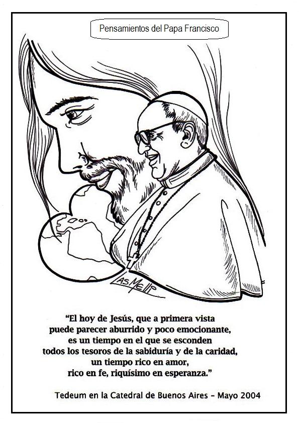 Aprendemos con el Papa Francisco: Pensamientos del Papa Francisco ...