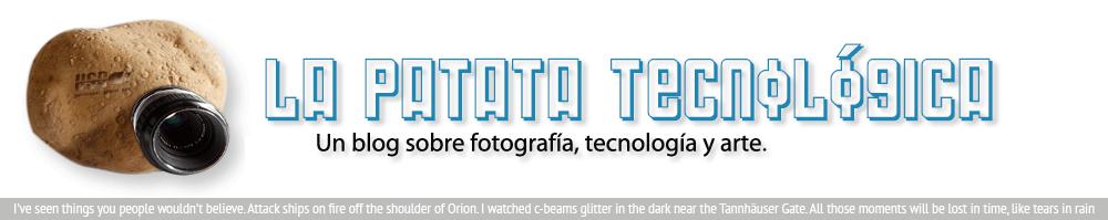 La patata tecnológica