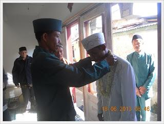 suatu adat sunda di terimanya calon pengantin pria