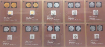 ancient coins by indian rulers