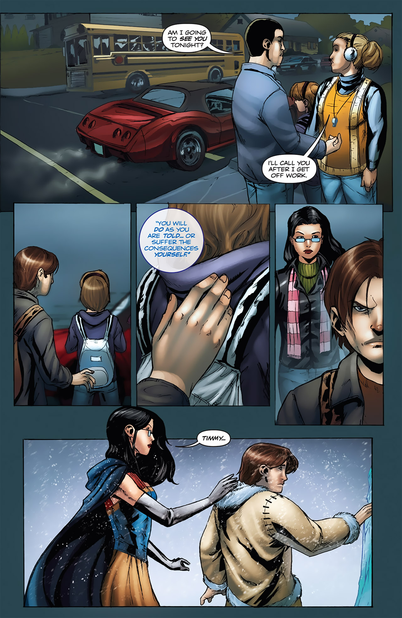 Grimm Fairy Tales (2005) Issue #22 #25 - English 19