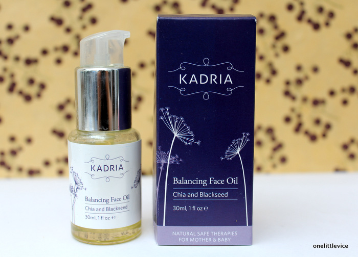 One Little Vice Beauty Blog: Natural Skincare oil for hormonally imbalanced skin