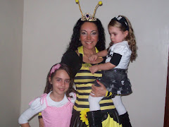 Que Benção a Cantora Eduarda com a Cristina Mel e sua filha Isabela Mel