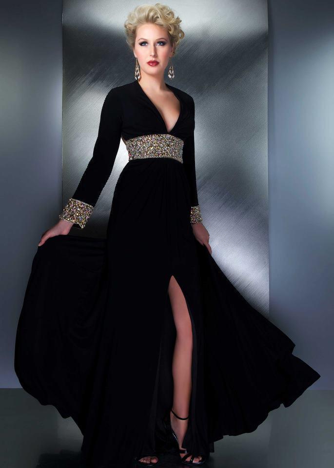 Chic women's evening dresses - Fashion Eye - photo #10
