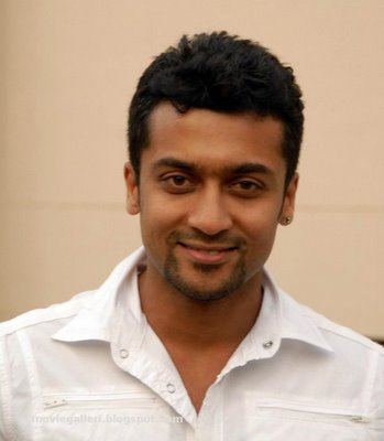 Tamil Actor Surya