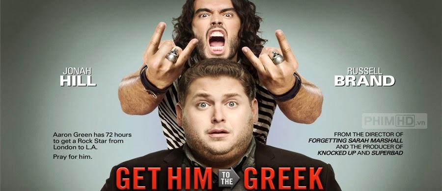 Phim Dẫn Độ Vua Nhạc Rock VietSub HD | Get Him To The Greek 2010