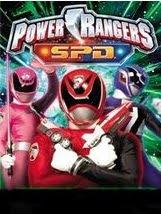 Power Rangers SPD para Celular