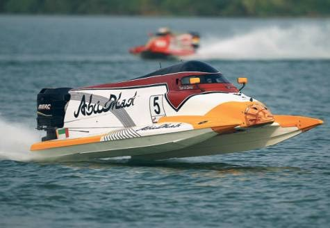 F1 Powerboat Racing in Qatar