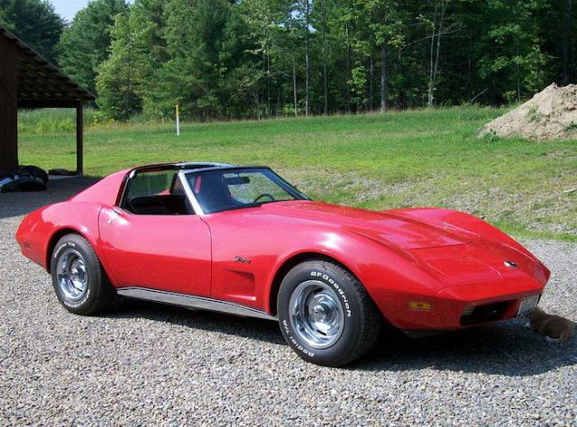 05 – Chevrolet Corvette