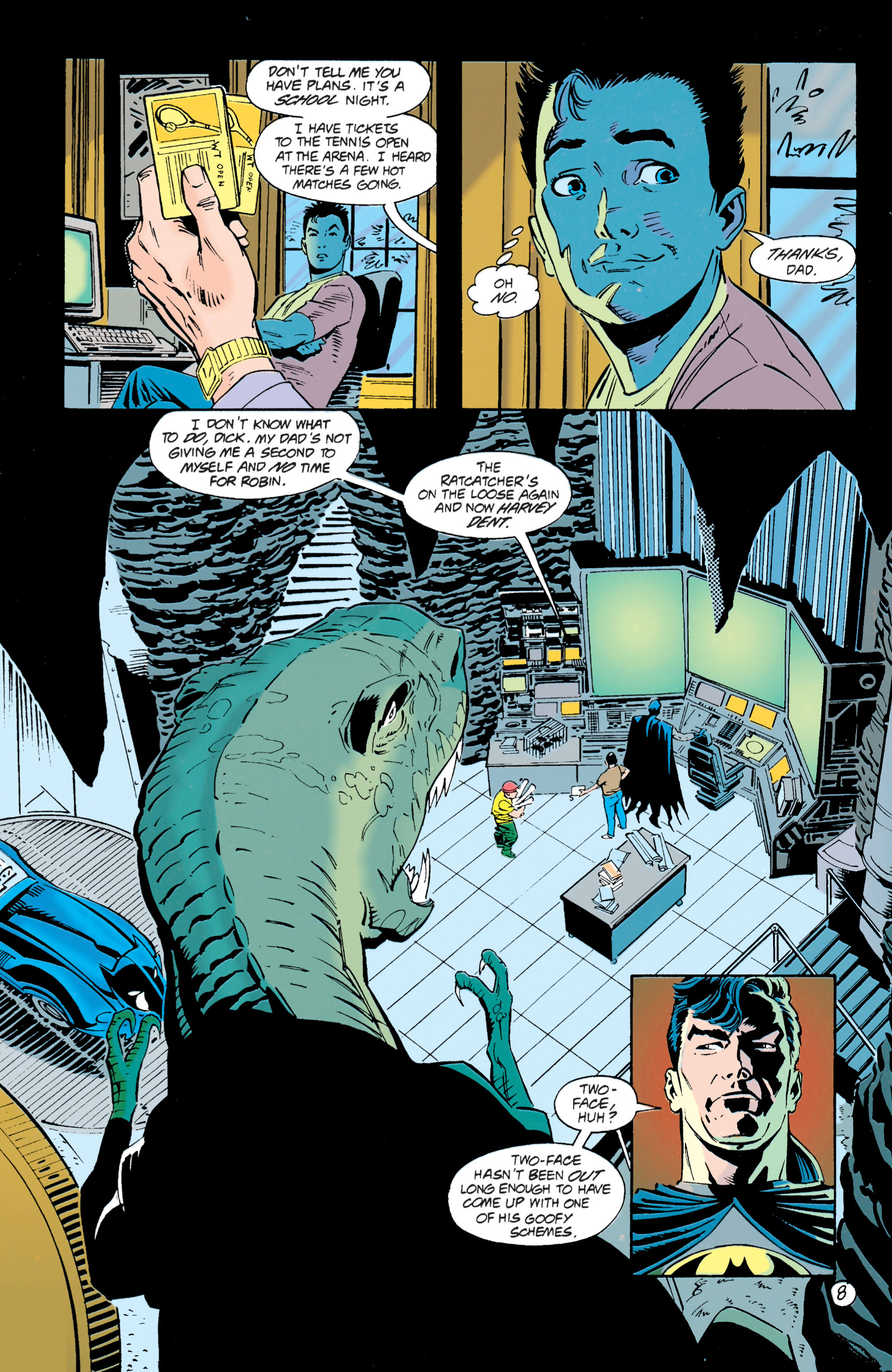 Detective Comics (1937) Issue #679 Page 9
