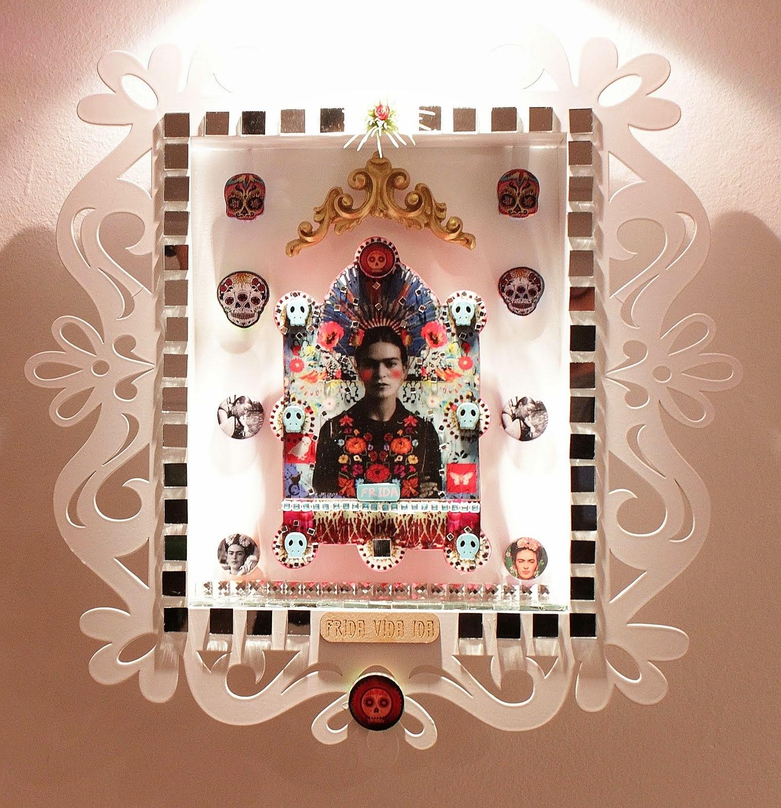 """Exposicion """"Frida Vida Ida"""""""