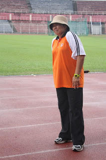 Puan Wong Sports Day SIGSJB 2012