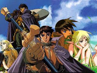 assistir - Record of Lodoss War Ova - Episodios - online