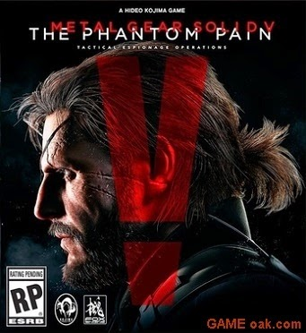 Metal Gear Solid 5 The Phantom Pain game for pc free download