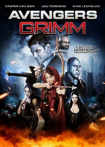 New Movie BluRay Rip 720p Avengers Grimm (2015)
