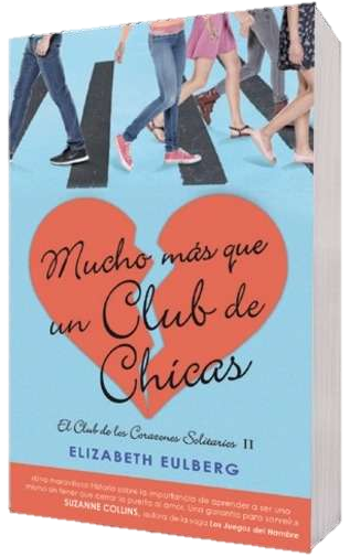 Real or not real books febrero 2015 mucho ms que un club de chicas es el ttulo en espaol para we can work it out la secuela de el club de los corazones solitarios de elizabeth fandeluxe