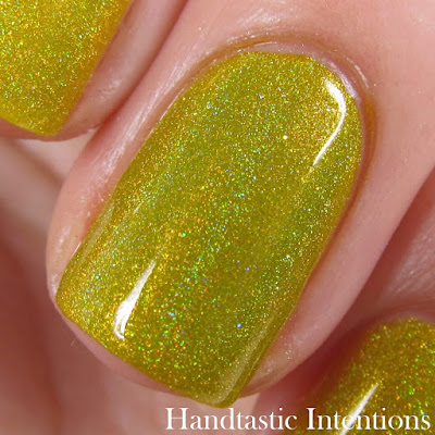 Cirque-Colors-Limoncello-Review