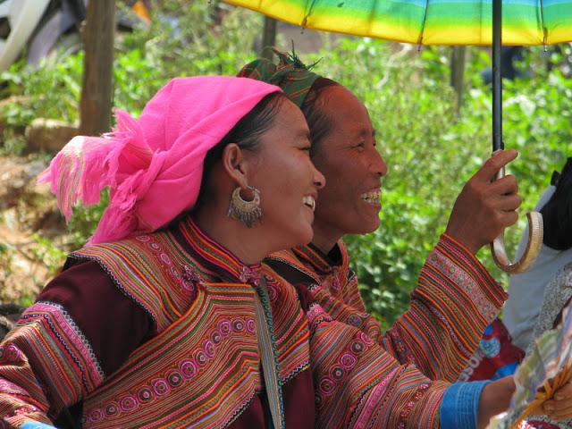 Lao Cai - Sa Pa, un circuit complètement des destinations passionées