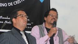 Pastor Reginaldo Aniversário 40 anos da PIB Caetité Bahia