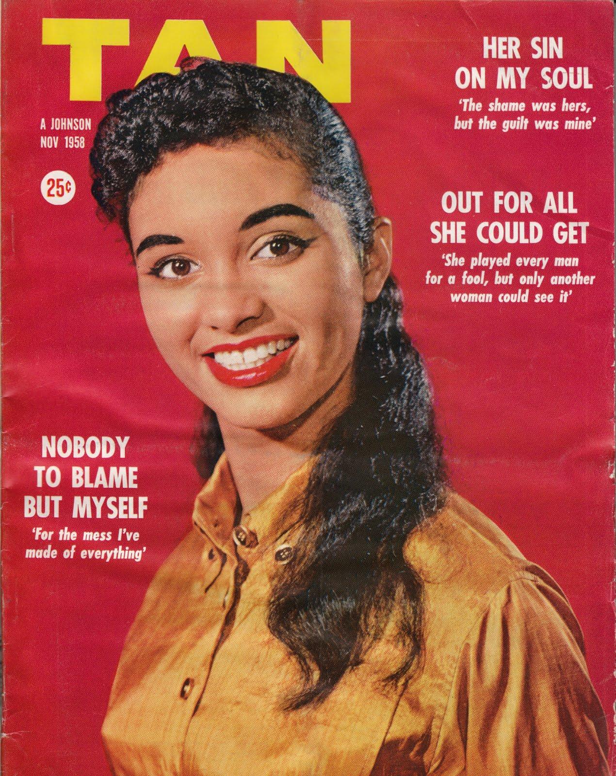 Vintage Ebony Magazines 29