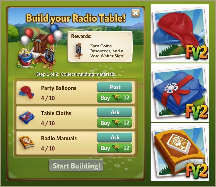 10384930 1450928911842683 484463463603656762 n FarmVille 2: Build Your Radio Table! (Coming Soon)