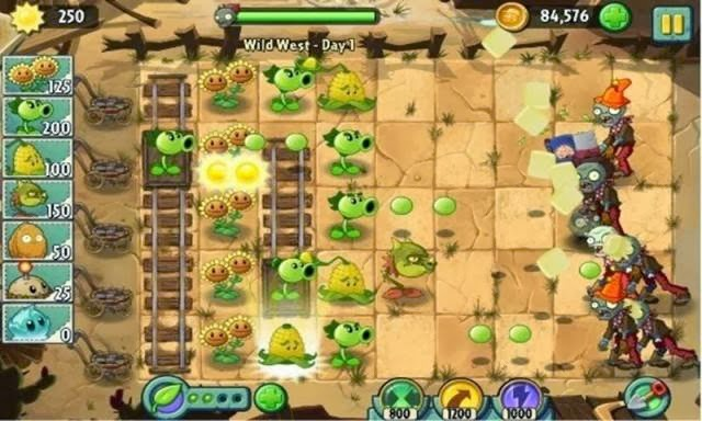 Plants vs. Zombies 2 — Бесплатная игра для …