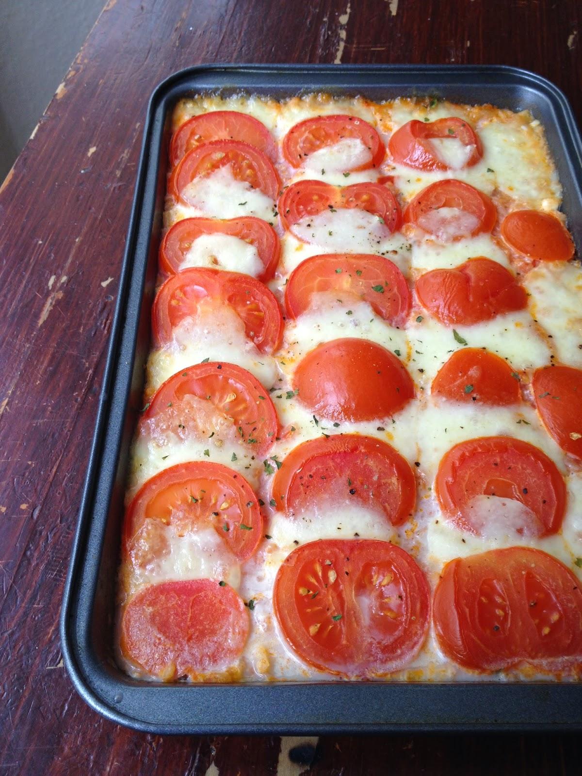 cuisine ma ligne gratin riz tomates mozzarella ww 6pp. Black Bedroom Furniture Sets. Home Design Ideas