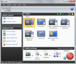 Download Snagit 10.0.1 full version with patch from Mediafire
