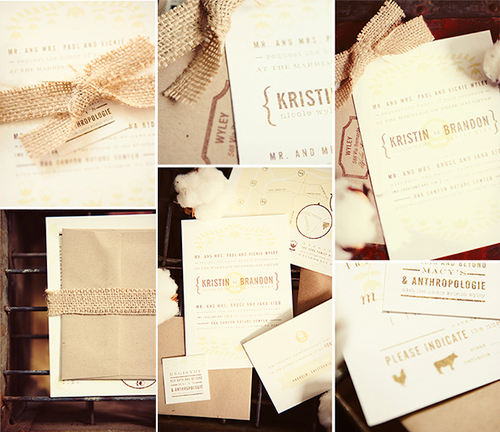 Burlap Weddings Add A Little Natural Charm