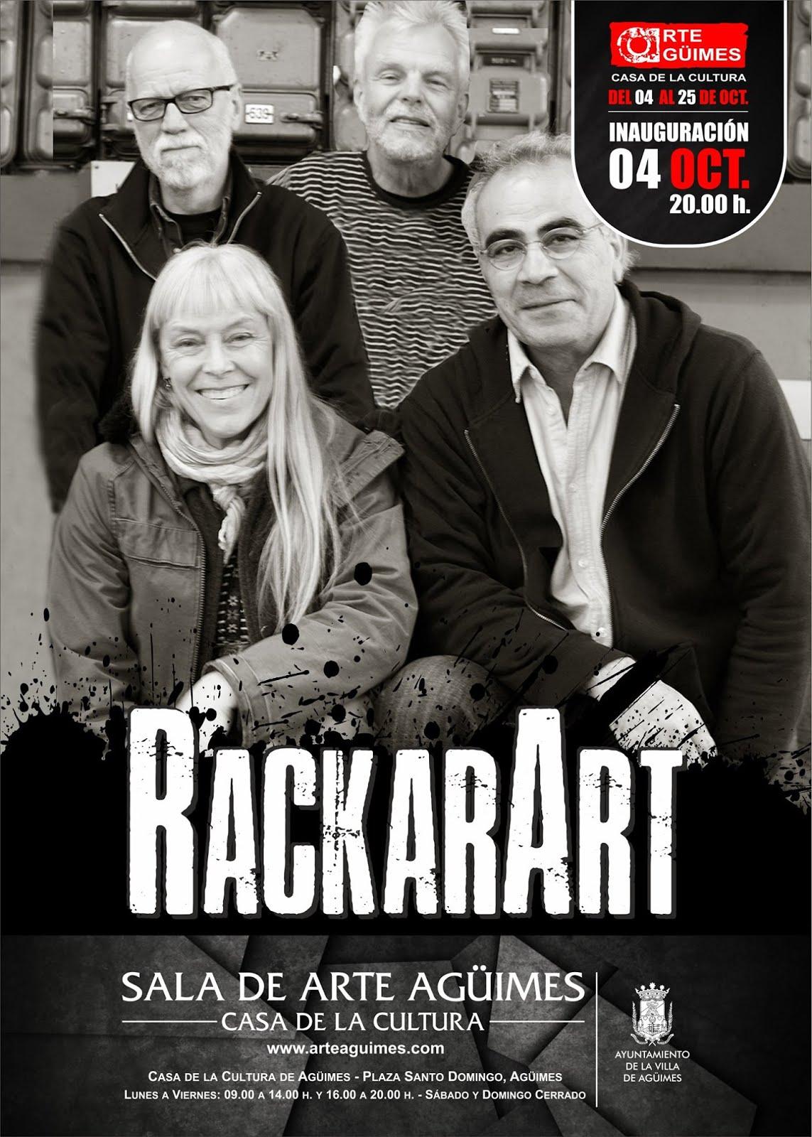 """Sala de Arte Agüimes: """"RackarArt"""""""