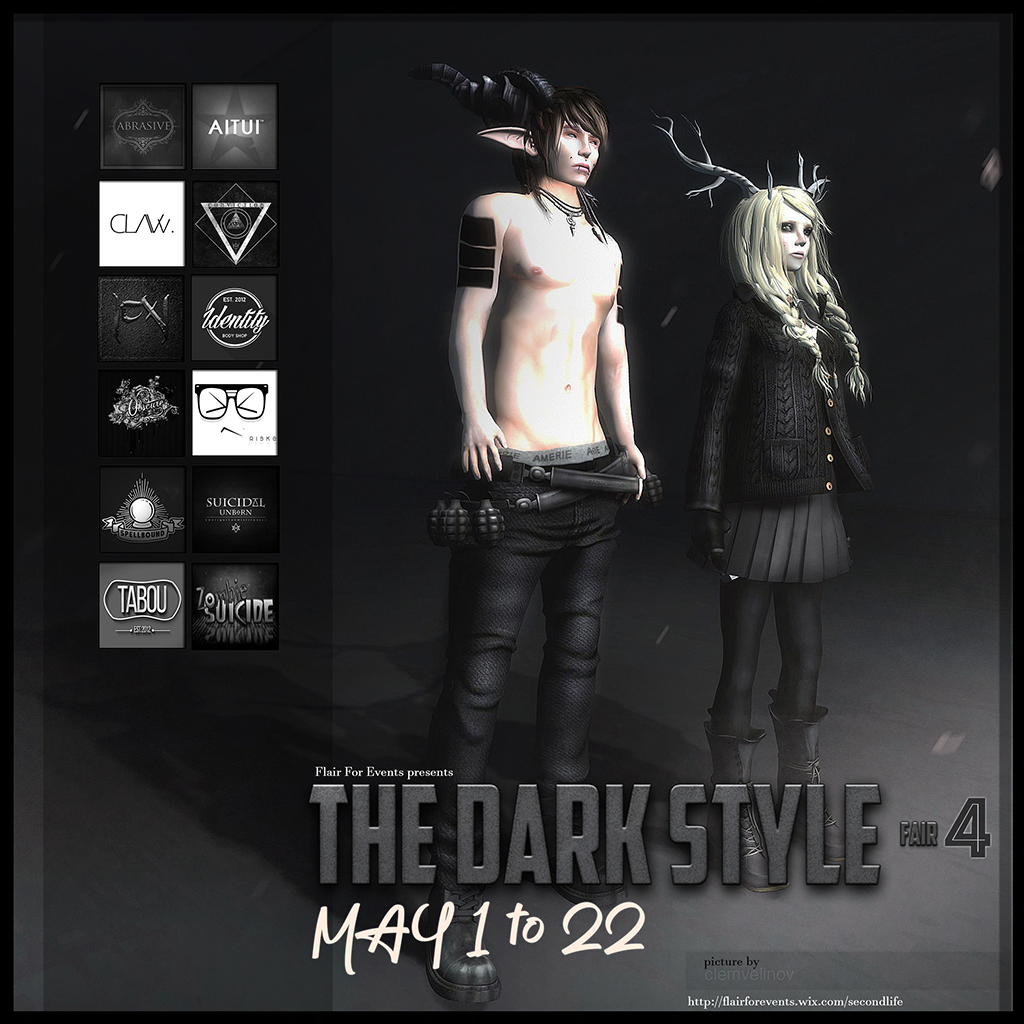 ᴥ The Dark Style Fair 4 ᴥ
