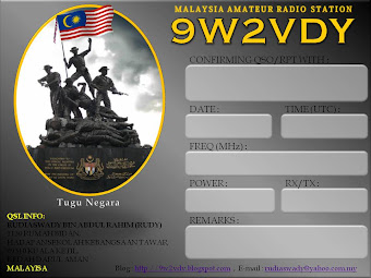 My QSL Card Edisi 2.0