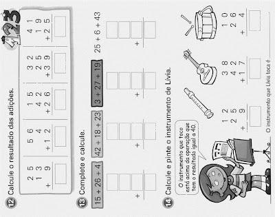 TABUADA-Atividades de Matemática para o 3º  Ano do Ensino Fundamental-PARTE 1, atividades para imprimir, ensino fundamental, matemática,desafios matemáticos.