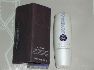 Tatcha skin care line