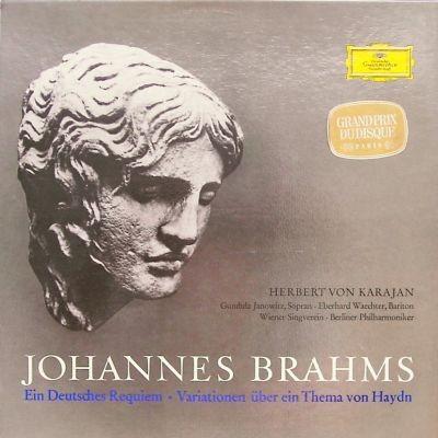 Johannes Brahms - Wiener Symphoniker - Brahms: Erste Symphonie