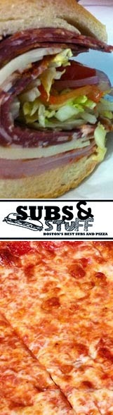 PIZZA AND SUB REVIEWS!