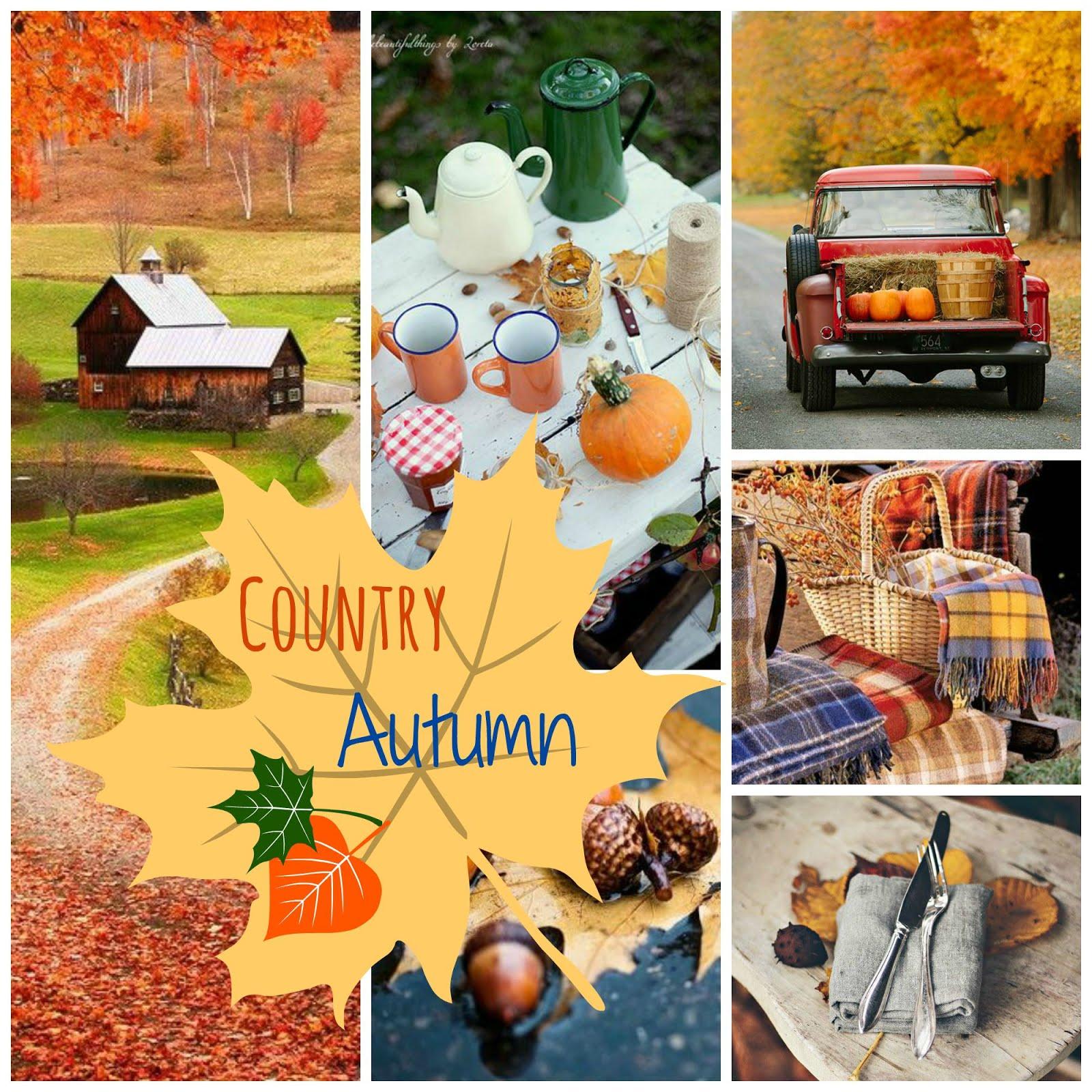 Осеннее кантри